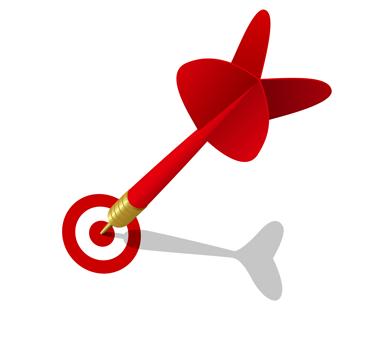 Dart-Bullseye